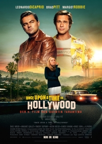 Once Upon A Time ... in Hollywood - Kinostart: 15.08.2019