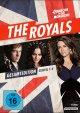 The Royals - Staffel 1-4 (DVD Edition)