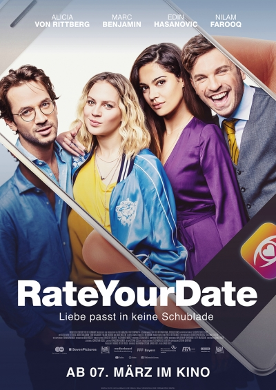 Rate Your Date - Kinostart: 07.03.2019