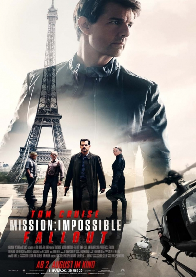 Mission Impossible: Fallout - Kinostart: 02.08.2018
