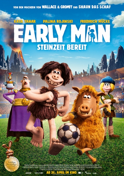 Early Man - Kinostart: 26.04.2018