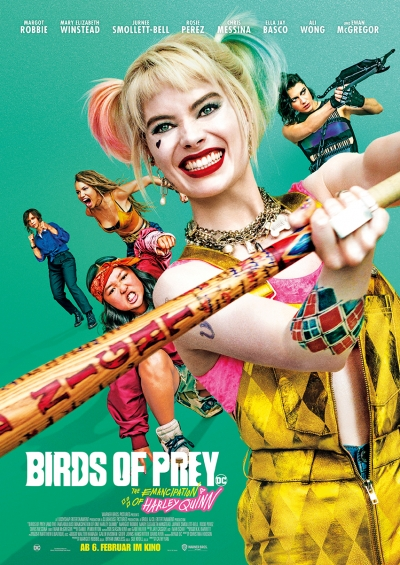 Birds of Prey - Kinostart: 06.02.2020