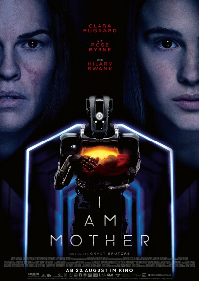 I Am Mother - Kinostart: 22.08.2019