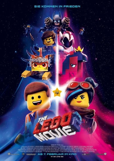 The Lego Movie 2 - Kinostart: 07.02.2019